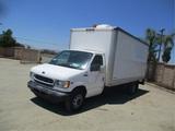 2002 Ford E450 S/A Van CCTV Truck,