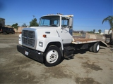 Ford L8000 S/A Equipment Carrier Truck,
