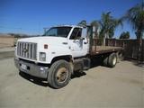 Chevrolet Kodiak S/A Flatbed Truck,