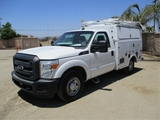 2013 Ford F350 SD Utility Truck,