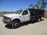 Ford F450 Utility Truck,