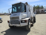 FMC S/A Sweeper Truck,