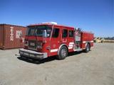 Emergency-One S/A Fire Truck,