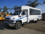 2010 Chevrolet C6500 S/A Shuttle Bus,