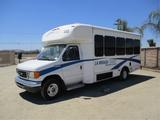 2007 Ford E450 Passenger Bus,