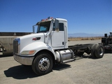 2009 Peterbilt 335 S/A Cab & Chassis,