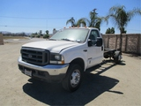 Ford F450 S/A Cab & Chassis,