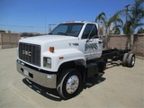 GMC Topkick S/A Cab & Chassis,