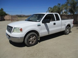 2004 Ford F150 XLT Extended-Cab Pickup Truck,