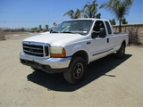 2000 Ford F250 Extended-Cab Pickup Truck,