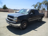 2004 Chevrolet 2500HD Crew-Cab Pickup Truck,