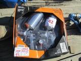 Unused 3-Piece Air Spray Gun Kit