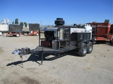 2000 All American T/A Pressure Washer Trailer,