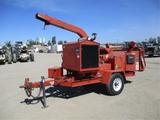 2015 Morbark Beever M12R S/A Towable Chipper,