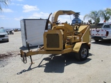 Vermeer BC1230 S/A Towable Chipper,