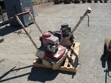 Lot Of (2) Edco Electric Floor Cleaners,