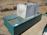 Weather Guard Fuel Tank & (2) Tool Boxes