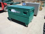 Greenlee Rolling Tool Box