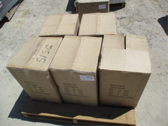 (5) Boxes Of Dummy Security Cameras