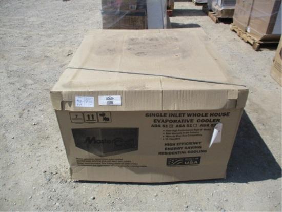 Mastercool Single Inlet Evaporative Cooler,