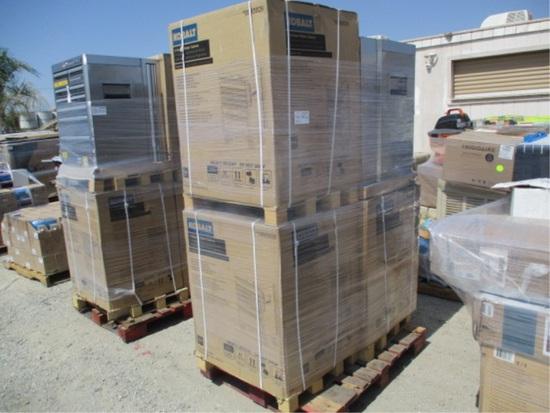 Lot Of (4) Kobalt 6-Drawer Rolling Cabinet
