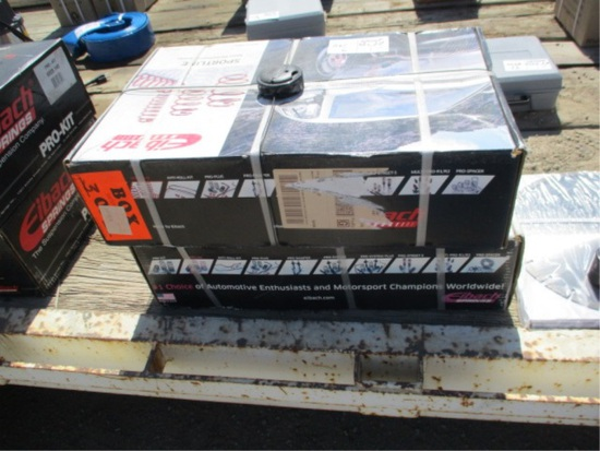 (2) Boxes Of Eibach Sportline Performance Springs
