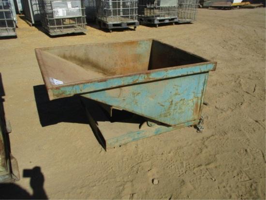 Forklift Dump Bin