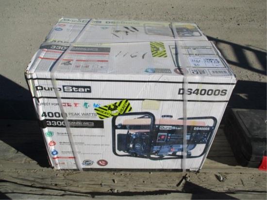 Duromax DS4000S Gas Generator