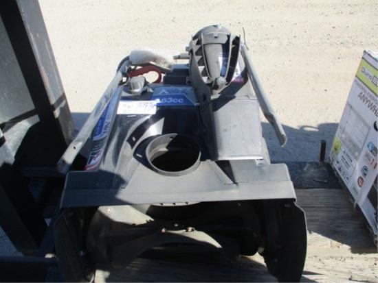 Avix 163cc Gas Powered Snow Blower