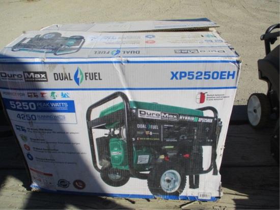 Duromax XP5250EH Hybrid Generator,