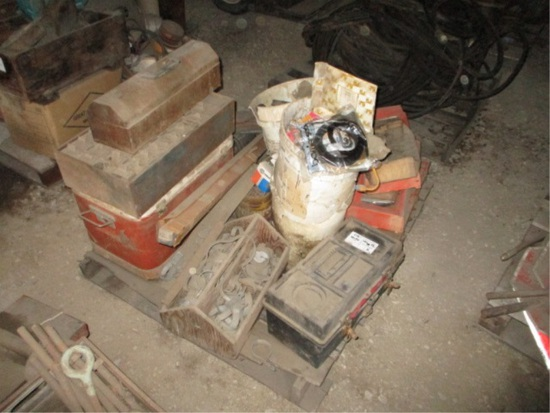 Lot Of Barrier Seal, Filters, Gage Odometers,