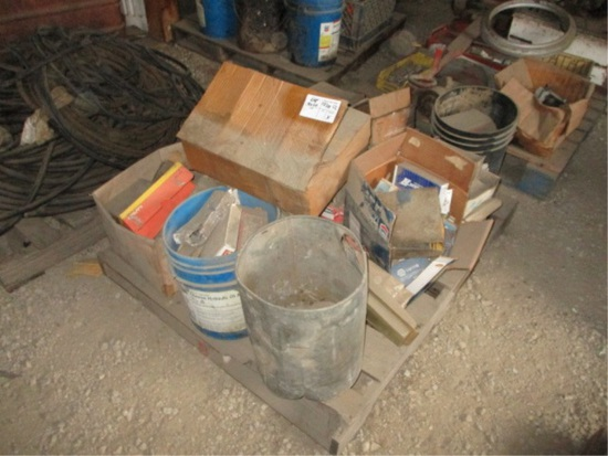 Lot Of Vehicle Parts, Filters, Spark Plugs,