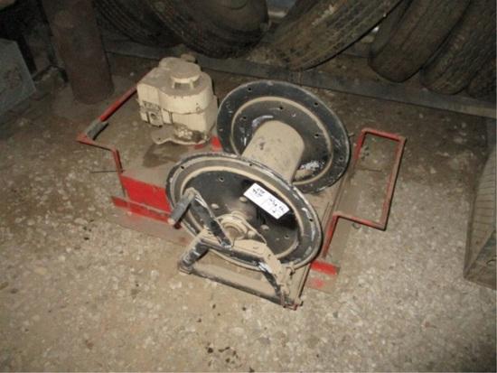 Enerpac Hydraulic Pump W/Reel,