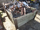 (2) Crates Of Heavy Duty Screw Jacks
