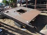 10' x 8' Flatbed Truck Body,