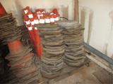 Lot Of Delinerator Construction Cones & Bases,