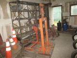 Press Machine & FJT 1,000E Engine Stand