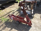 Lot Of Pipe Puller Hydraulic Jack
