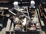 (3) Pallets Of Misc Metal Plates