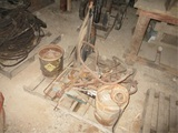 Lot Of Banding Reel Machine, Steel Cable,