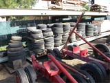 (7) Pallets Of Misc Size Tires,