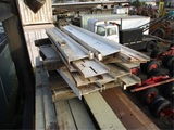 (2) Pallets Of Misc Size Metal I-Beams
