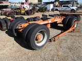 Large T/A House Moving Dolly,