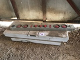 Truck Bed Tool Box & Light Bar