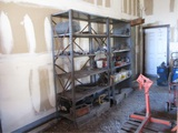 (2) Metal Shelving W/Hardware,