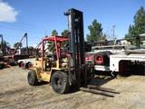 Liftall L60D Towable Construction Forklift,