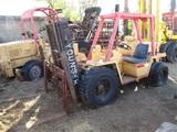 Liftall LTL 60D Towable Construction Forklift,