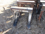 Lot Of (11) Metal Housing Stands