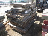 Lot Of Misc Size Treated Dunnage,