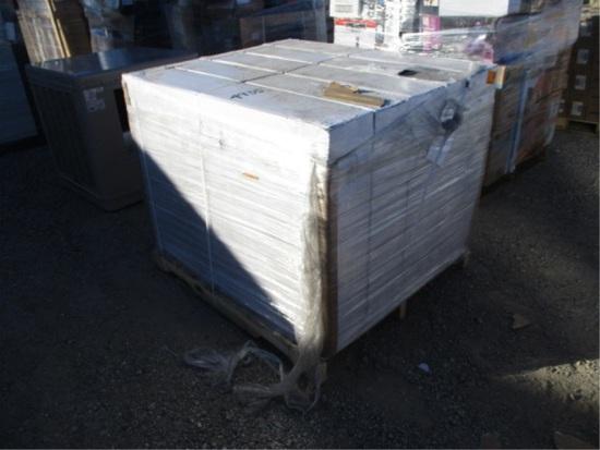 Pallet Of 19.83 SqFt Plank Laminate Flooring,